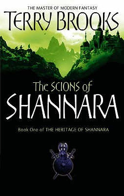 The Scions Of Shannara by Terry Brooks