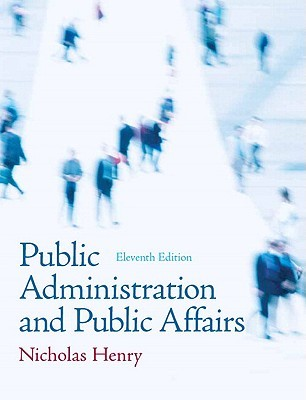 Public Administration righting page