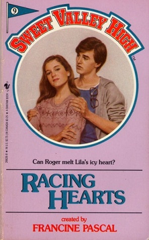 Racing Hearts Sweet Valley High 9