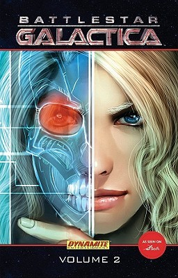 New Battlestar Galactica Volume II Hardcover by Greg Pak