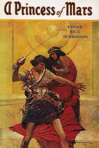John Carter of Mars Volume One The Princess of Mars The Gods ... by Edgar Rice Burroughs