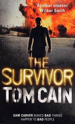 The Survivor by Tom Cain