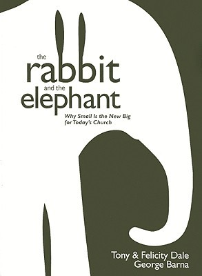 The Rabbit and the Elephant by Tony Dale