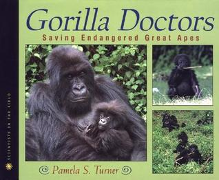 Gorilla Doctors by Pamela S. Turner