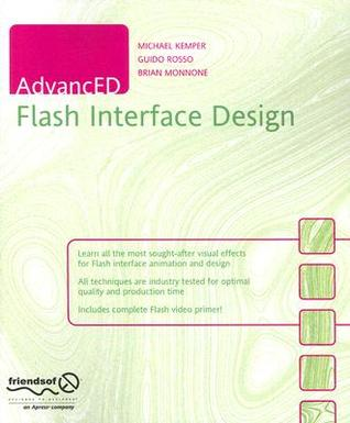 Advanced Flash Interface Design by Michael Kemper
