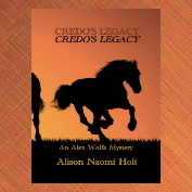Credo's Legacy by Alison Naomi Holt