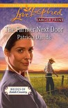 The Farmer Next Door (Brides of Amish Country, #4)