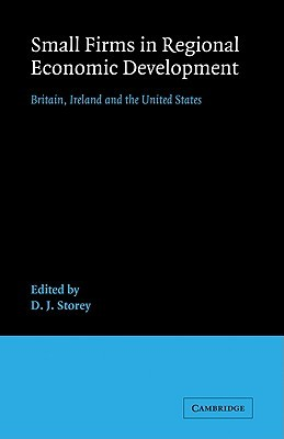 Small Firms in Regional Economic Development: Britain, Ireland and the United States