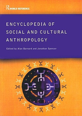 Cover:Encyclopedia of social and cultural anthropology