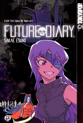 Future Diary, Volume 2 by Sakae Esuno