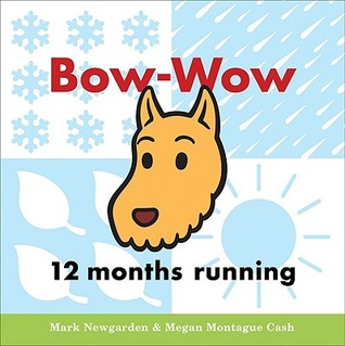 Bow-Wow 12 months running by Mark Newgarden