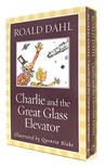 Roald Dahl/Charlie Boxed Set: Charlie and the Chocolate Factory and Charlie and the Great Glass Elevator
