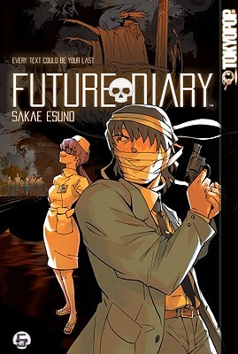 Future Diary Volume 5 by Sakae Esuno