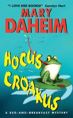 Hocus Croakus by Mary Daheim