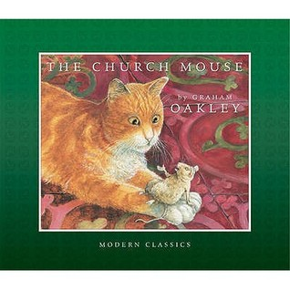 Church Mouse by Graham Oakley