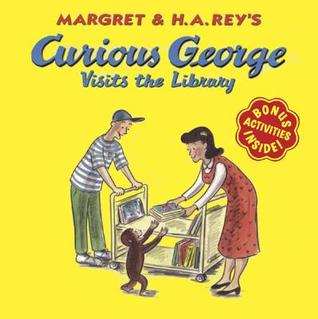 Curious George Visits the Library - H.A. Rey & Margaret Rey epub download and pdf download