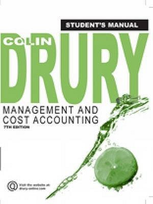 Management And Cost Accounting: Student