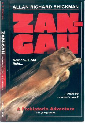 Zan-Gah:  A Prehistoric Adventure (Zan-Gah, #1)
