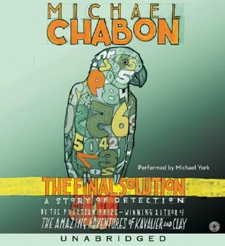 The Final Solution CD by Michael Chabon
