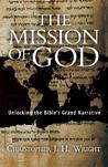 The Mission of God by Christopher J.H. Wright