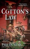 Cotton's Law (Sheriff Cotton Burke, #2)