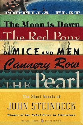 The Short Novels by John Steinbeck