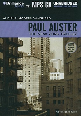 New York Trilogy, The by Paul Auster
