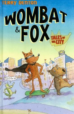 Wombat and Fox by Terry Denton