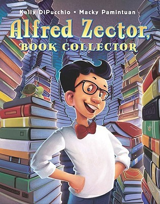Alfred Zector, Book Collector