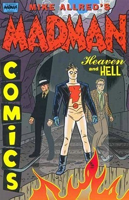 Madman Comics Volume 4 by Mike Allred