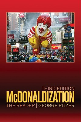 McDONALDIZATION by George Ritzer