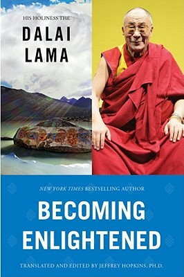 Becoming Enlightened by Dalai Lama XIV