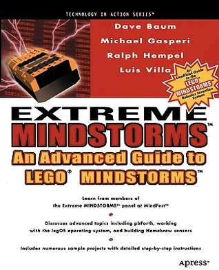 Review Extreme Mindstorms: An Advanced Guide to Lego Mindstorms PDF by Dave Baum, Michael Gasperi, Ralph Hempel, Luis Villa