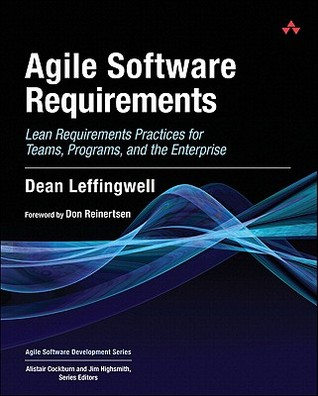 Agile Software Requirements by Dean Leffingwell