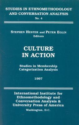 Culture in Action by Stephen K. Hester