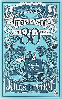 Red Classics Around the World in Eighty Days by Jules Verne