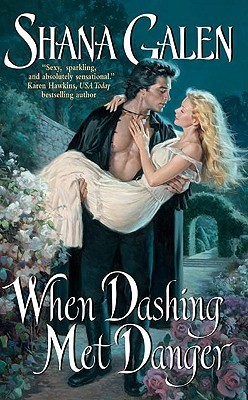 When Dashing Met Danger (Spies, #1)
