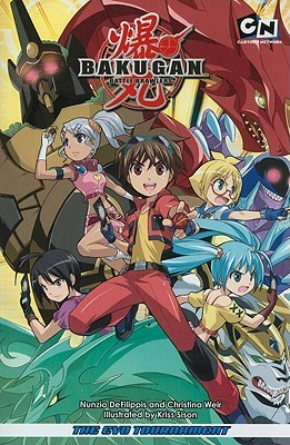 Bakugan Battle Brawlers: The Evo Tournament, Volume 1