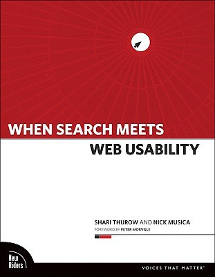 When Search Meets Web Usability by Shari Thurow