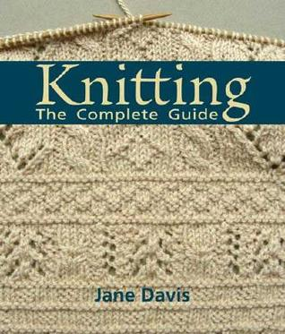 Knitting by Jane Davis