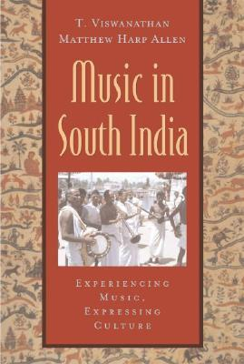 Music in South India by T. Viswanathan