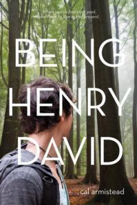 Book Cover Being Henry David by Cal Armistead