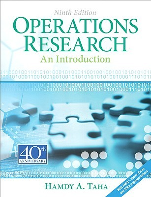 Operations Research: An Introduction 9th Edition