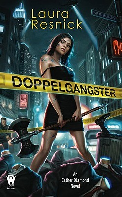 Doppelgangster by Laura Resnick