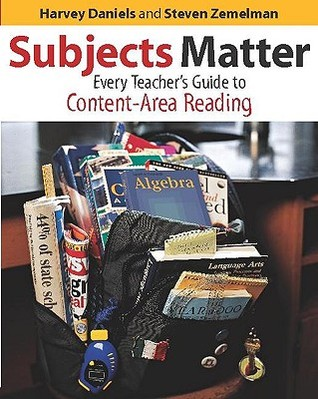 Subjects Matter by Harvey Daniels