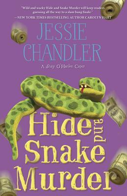 Hide and Snake Murder (A Shay O'Hanlon Caper, #2)