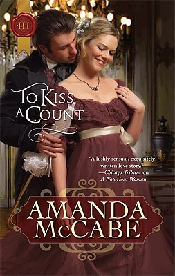 To Kiss a Count by Amanda McCabe