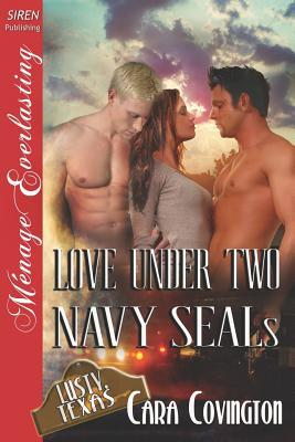 Love Under Two Navy Seals (Lusty, Texas #8)