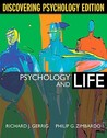 Mypsychlab with E-Book Student Access Code Card for Psychology and Life Discovering Psychology Edition (Standalone)