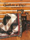 Make a Quilt in a Day: Log Cabin Pattern